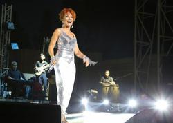 İnqrid Tünzalənin konsertində - FOTO