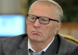 """Jirinovski: """"Əminəm ki, prezidentlərimiz həmişə dil tapacaqlar"""""""