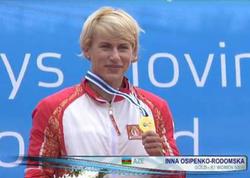 İdmançımız Dünya Kubokunda 1 qızıl, 1 gümüş medal qazandı - FOTO