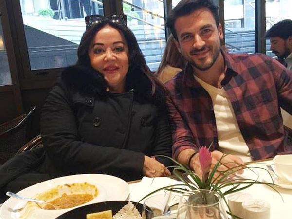 Aktrisanın oğlu anasının vəsiyyətini yerinə yetirdi - FOTO
