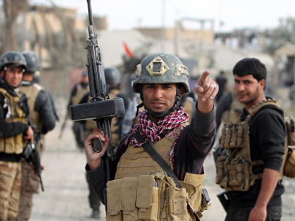 İŞİD-in 7 yüksək rütbəli komandirini məhv edilib