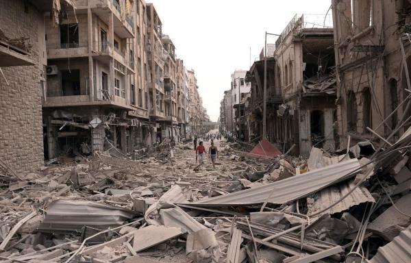 Suriya ordusu 450 terrorçunu zərərsizləşdirdi