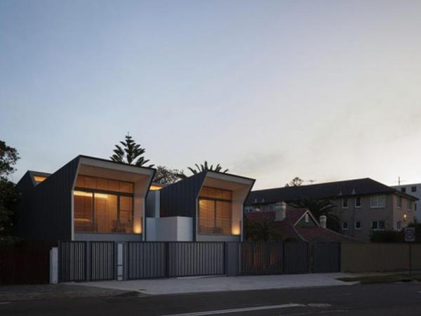 Sidneydə çağdaş villa - FOTO