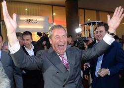 """Avropa şokda: Britaniya Birliyə """"YOX"""" dedi - FOTO"""
