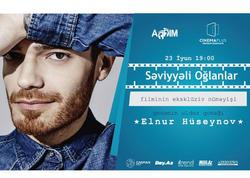 Elnur Hüseynov Azərbaycana qayıtdı - FOTO