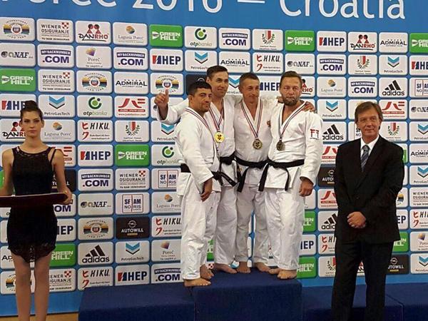 Avropa çempionatında daha iki medal