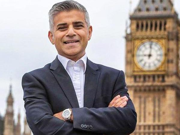 """London ayağa qalxdı: """"Sadiq Xan prezident olsun"""""""