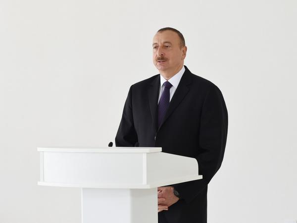 """Prezident İlham Əliyev: """"Sankt-Peterburq görüşünün müsbət nəticələri var"""""""