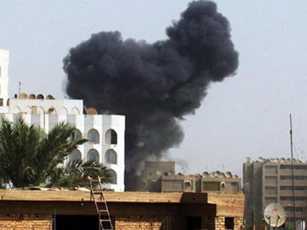 Bağdadda məscid yaxınlığında partlayış: 12 ölü, xeyli yaralı var - YENİLƏNİB