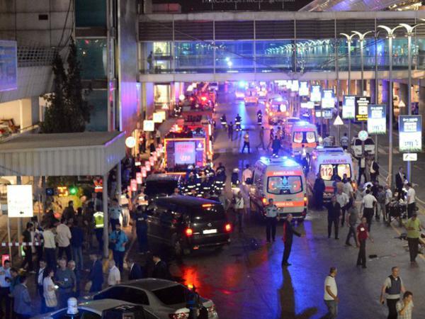 İstanbulda baş verən terror aktına görə məsuliyyəti üzərinə İŞİD götürdü