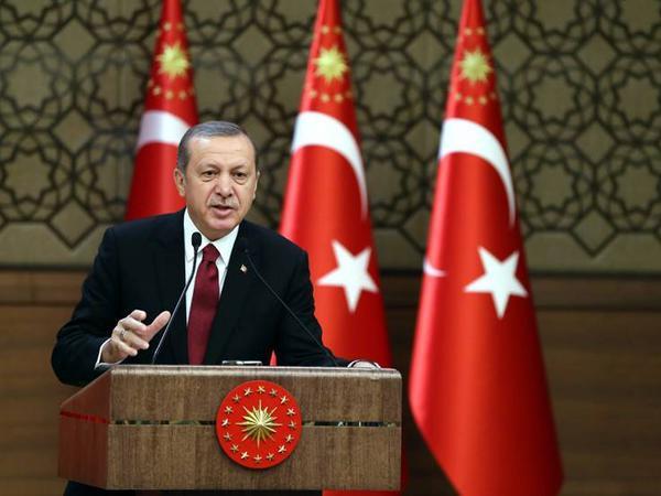 Ərdoğan İstanbuldakı terror aktından danışdı