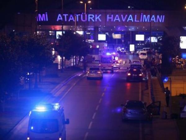İstanbul terrorundan 4 saat öncə şok mesaj - FOTO