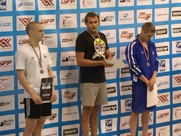 Üzgüçülərimizdən 2 qızıl, 1 gümüş medal