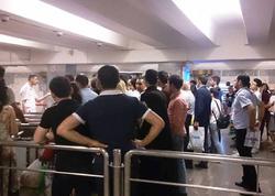 Metrodakı problemin səbəbi bəlli oldu