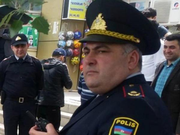 Ramil Usubov yol polisi rəisi ilə bağlı əmr verdi