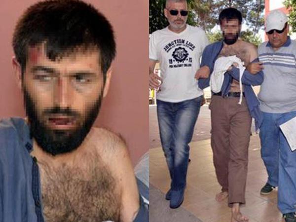 """Türkiyəni qarışdıran """"canlı bomba"""" danışdı - """"Mən orucam"""" - VİDEO"""