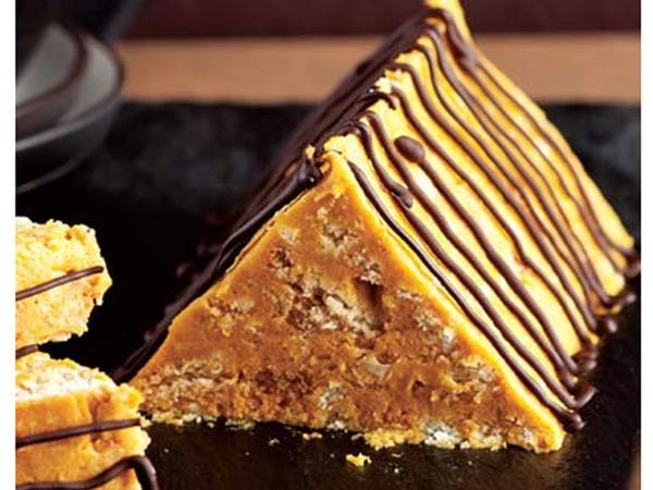 Balqabaqlı keks