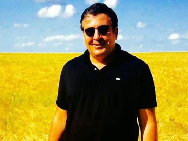 Saakaşvili böyük ittifaqların anonsunu verdi