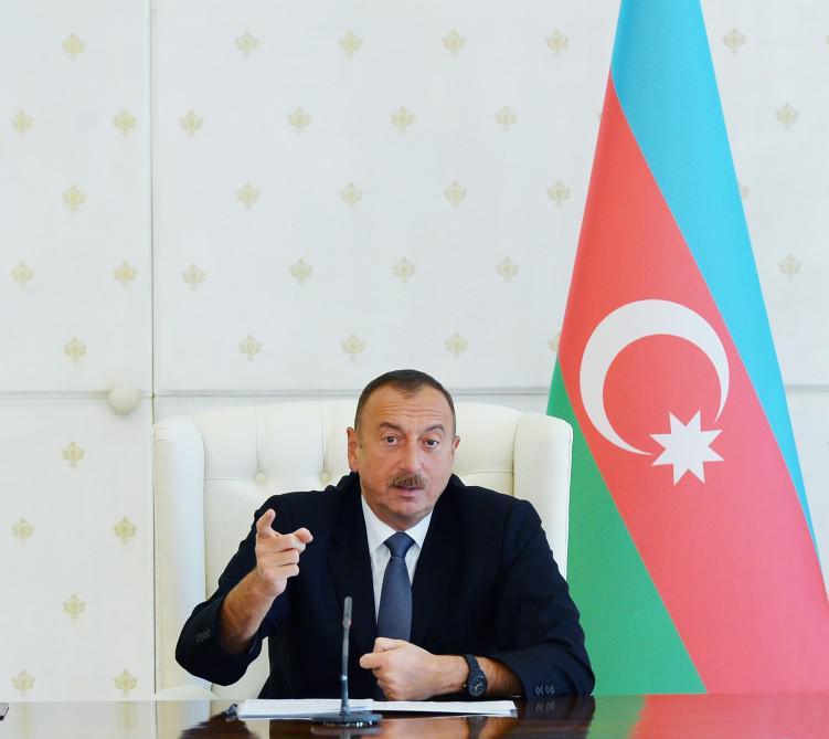 """Prezident İlham Əliyev: """"Bu gün Azərbaycan Ordusu istənilən hərbi vəzifəni icra edə bilər"""""""