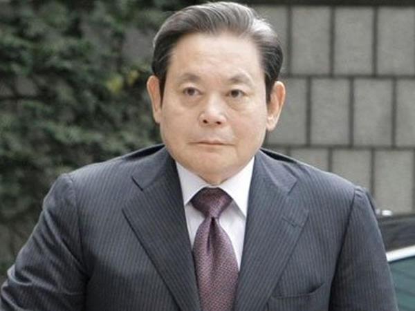 """""""Samsung"""" prezidentinin adı seks qalmaqalında hallanır"""
