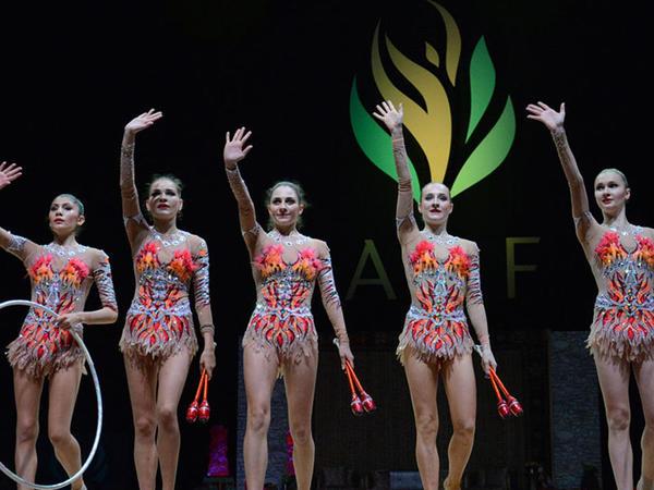Azərbaycan gimnastları: Doğma arenada azarkeşlərin dəstəyi kömək etdi