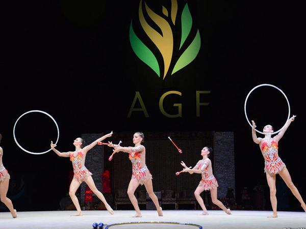 Azərbaycan yığması bədii gimnastika üzrə Dünya Kubokunun finalına yüksəldi