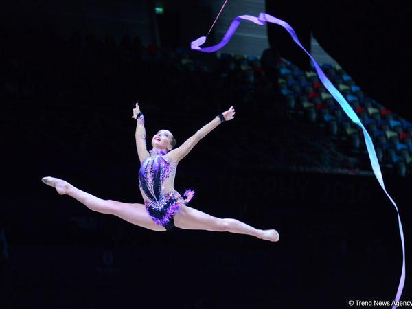 ABŞ nümayəndə heyəti bədii gimnastika üzrə Dünya Kubokunun təşkilindən məmnundur