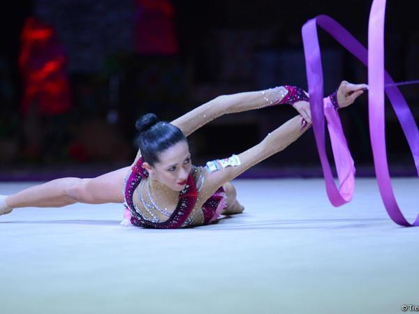 """İsrail gimnastı: """"Bakı tamaşaçıları digər ölkələrin təmsilçilərini də dəstəkləyir"""""""
