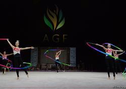Rusiya yığması bədii gimnastika üzrə Dünya Kubokunu qızılla başa vurdu