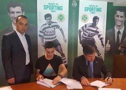 Azərbaycanlı futbolçu Kriştianu Ronaldunun oynadığı klubda! - FOTO