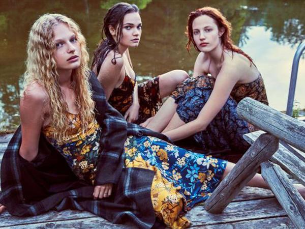 """""""Zara""""dan yeni kolleksiya - FOTO"""