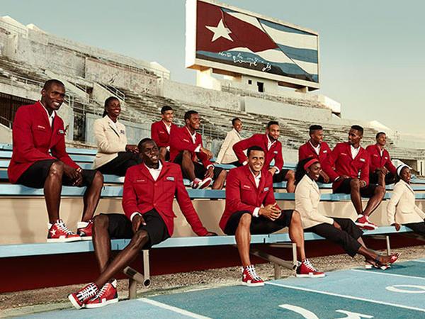 Kuba yığmasının forması - FOTO