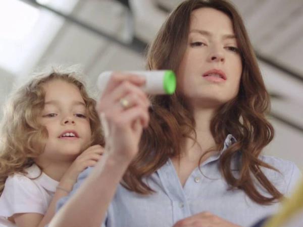Qızdırmanı 2 saniyəyə ölçən yeni termometr - VİDEO