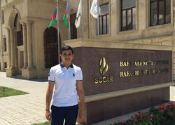 "695 bal toplamış Ömər: ""Atam narahat idi"" - FOTO"