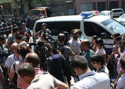 İrəvanda həkimləri girov götürən qiyamçıların TƏLƏBİ