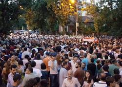 İrəvanda 165 nəfər tutuldu - YENİLƏNİB