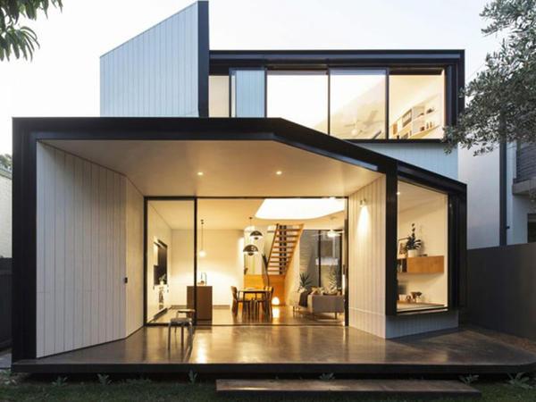 Genişlənmiş ev - FOTO