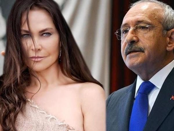 Hülya Avşar Kılıçdaroğlunu bağışladı - FOTO