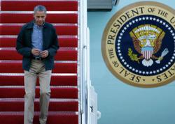 Pilotlar Obamanı xilas etdi - ŞOK OLAY