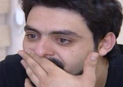 """Cinayətkar ağladı - """"Lüt idi, gördü ki, adamlıqdan çıxmışam, qaçmaq istədi"""" - VİDEO - FOTO"""