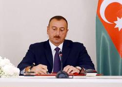 Prezident İlham Əliyev italiyalı həmkarına başsağlığı verib