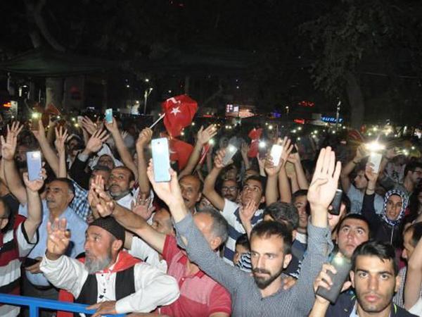 İstanbul ötən gecə - ƏN SON FOTOlar
