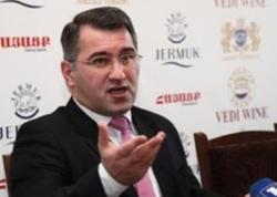 Ermənistanda partiya sədrinin müavini HƏBS OLUNDU