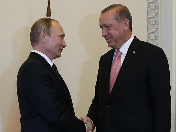 Ərdoğan: Putinə ehtiyacım var
