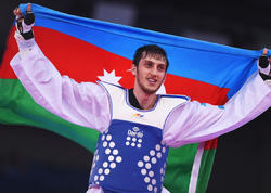 """Azərbaycan Rio-2016-da ilk qızıl medalını qazandı! - <span class=""""color_red"""">YENİLƏNİB - VİDEO - FOTO</span>"""