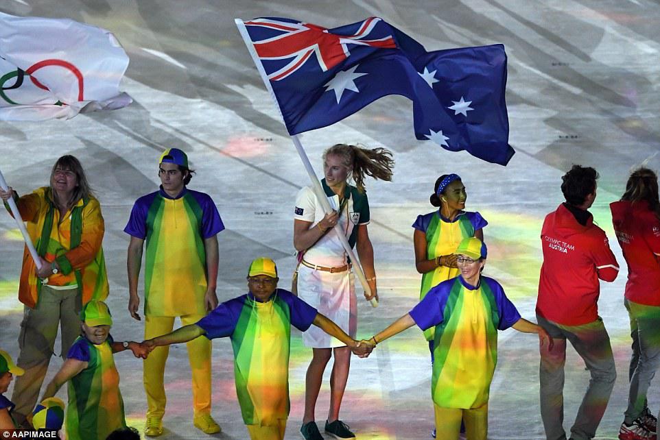 Rio Olimpiadası başa çatdı - FOTO