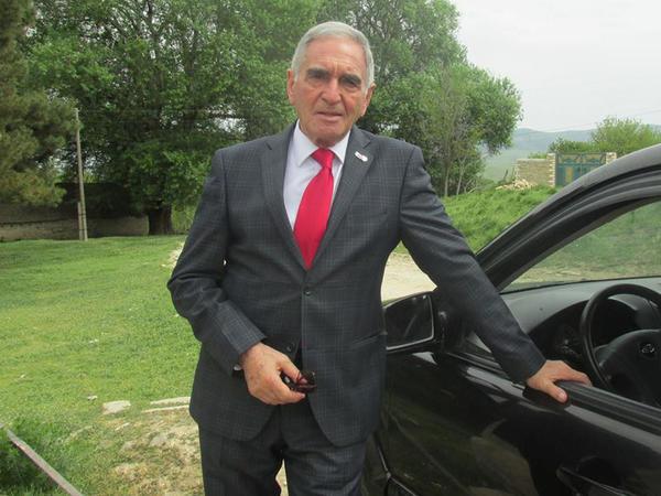 """3 məşhur xanıma sevgi etirafı edən xalq artisti: """"Onunla 35 il yaşadıq və ayrıldıq"""" - FOTOSESSİYA"""