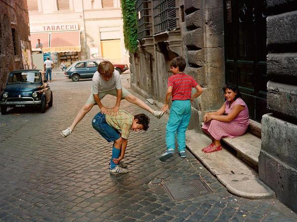 80-ci illərin gözəl İtaliyası - FOTO