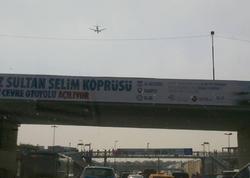 """İstanbul üçüncü """"Asma körpü""""nün açılışına hazırlaşır - FOTO"""