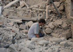 İtaliyada dəhşətli zəlzələ: minlərlə ev dağıldı, 250 ölü - YENİLƏNİB - VİDEO - FOTO